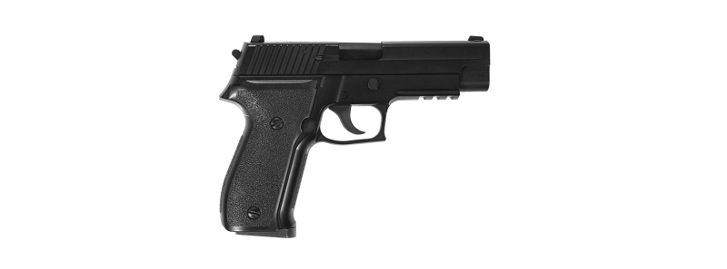 Sig P226 for Home Defense