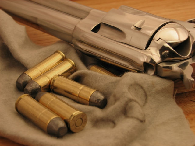 single and double action revolvers