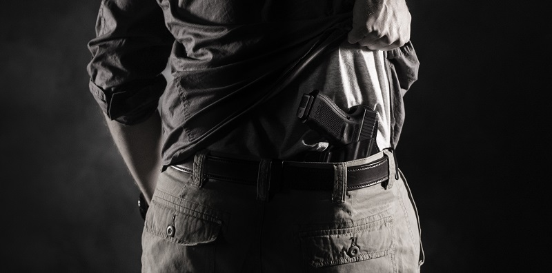 What Are The Best Concealed Carry Positions? | Gun Belts Blog