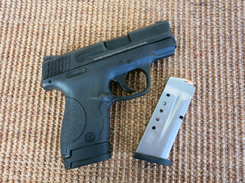 smith and wesson 9mm shield