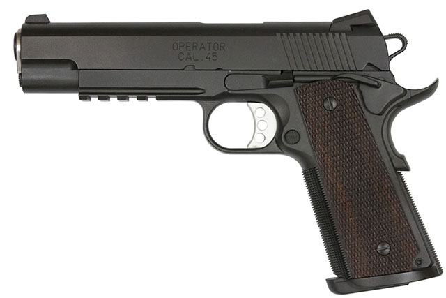 The FBI also issues 1911s to SWAT