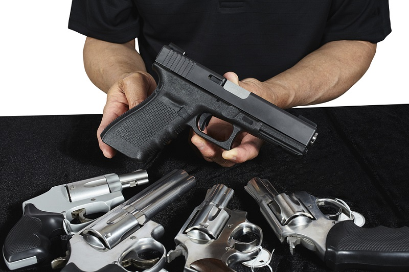 buying surplus handguns