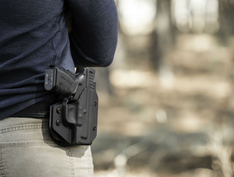 what you should know about paddle holsters