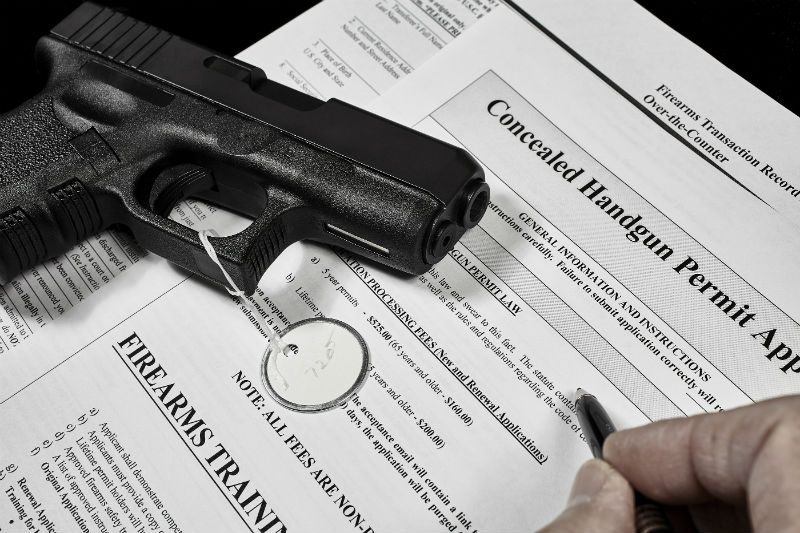 what to do when you lose your ccw license