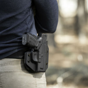 information about paddle holsters