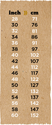 gun belt sizing guide